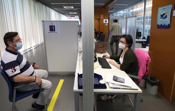 El OAR retoma la atención presencial en sus diecisiete oficinas repartidas por toda la provincia
