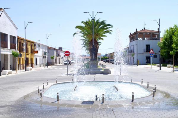 La Diputación de Badajoz licitó obras por importe de 2,2 millones de en el mes de mayo