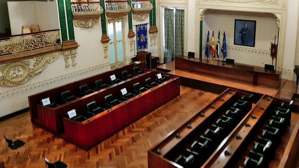 El pleno de la Corporación Provincial aborda la aprobación del Plan 'Diputación Suma +'