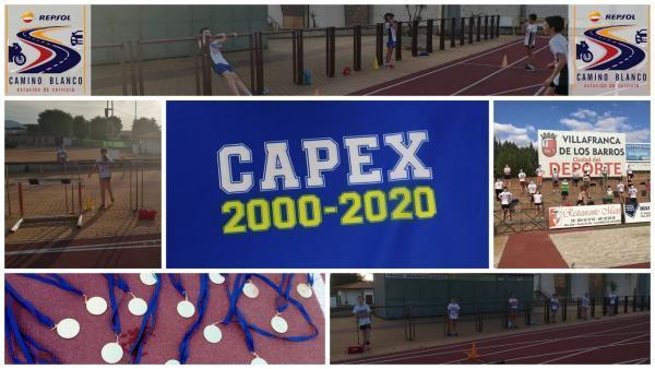 Imagen de la noticia: El CAPEX reanuda sus entrenamientos ...