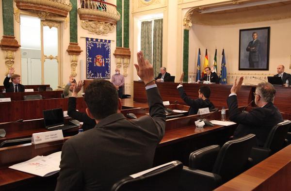 Respaldo unánime de la corporación provincial al Plan Diputación Suma +