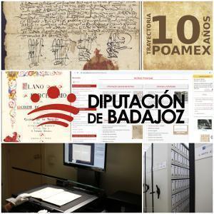 El legado documental de los municipios a través de la Diputación de Badajoz