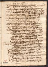 Ampliación de las actas digitalizadas de Villafranca de los Barros