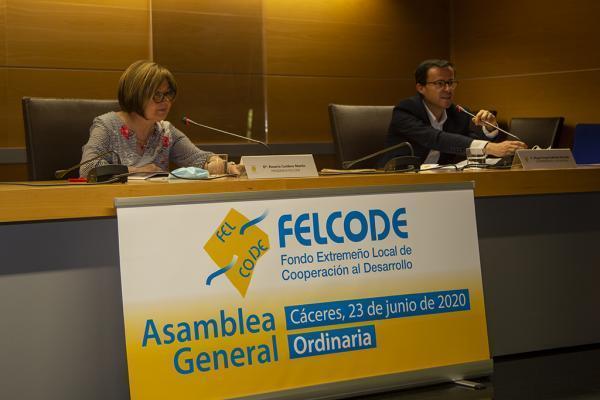 Imagen de la noticia: Gallardo asegura que con la pandemia, la solidarid ...