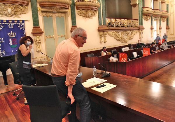 La Diputación de Badajoz se reúne con el mundo del deporte