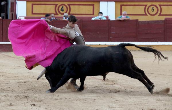 Imagen de la noticia: La Escuela Taurina de Badajoz participa en el XXVI ...