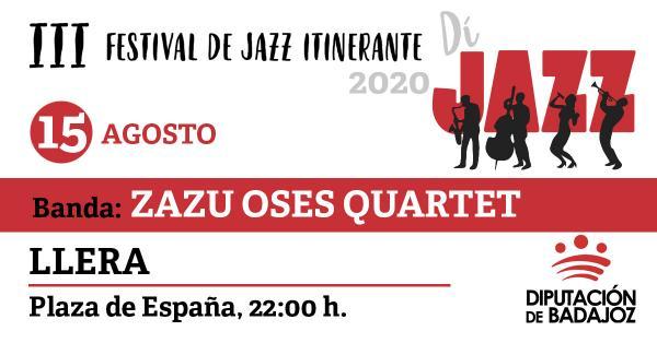 Imagen del Evento Zazú Osés Quartet