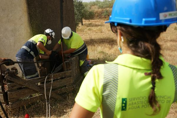 Imagen de la noticia Promedio reactiva el suministro de agua en Atalaya con restricciones horarias