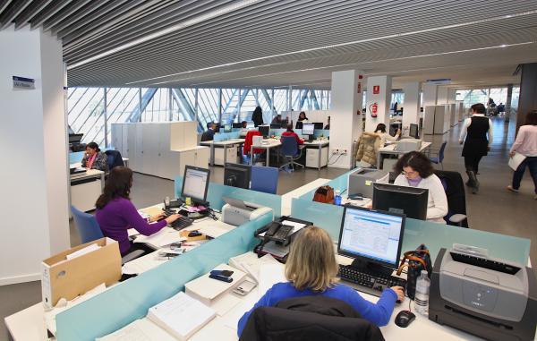 Imagen de la noticia El OAR apuesta por las nuevas tecnologías en materia de formación