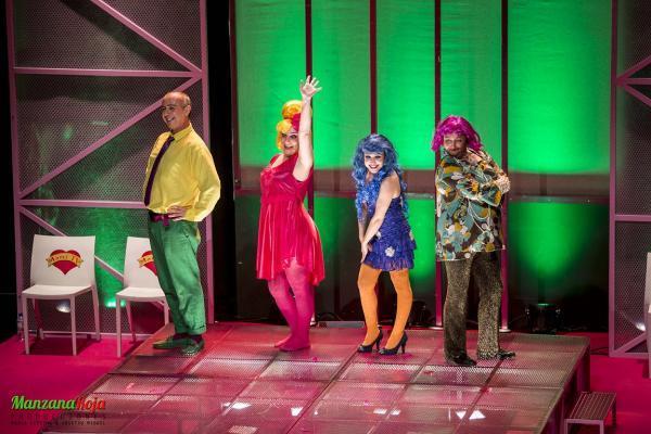 Cerca de 80 localidades recibirán subvenciones para el Programa de Teatro Profesional