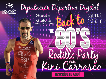 Imagen de la noticia: Party Rodillo 90's ...