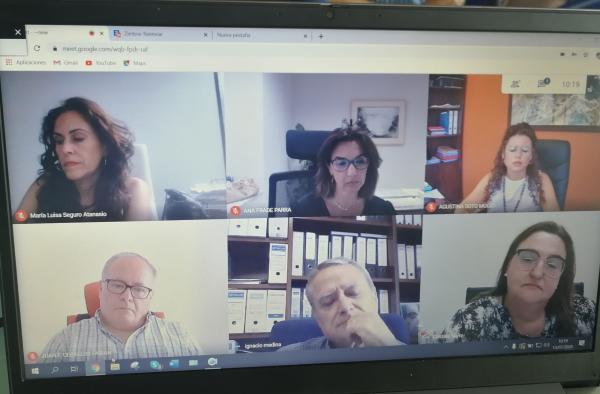 Imagen de la noticia: El Grupo Técnico de trabajo de Entidades Delegant ...