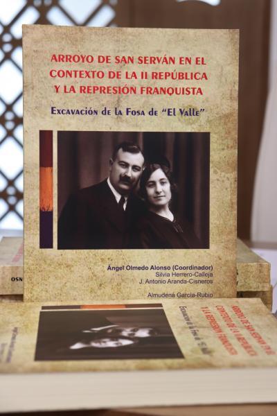 Imagen de la noticia: La segunda edición del libro 'Arroyo de San Serv� ...