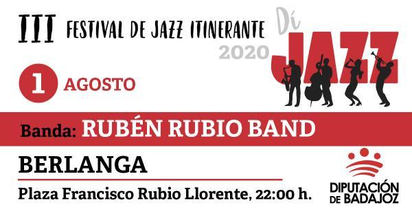Imagen del Evento Rubén Rubio Band
