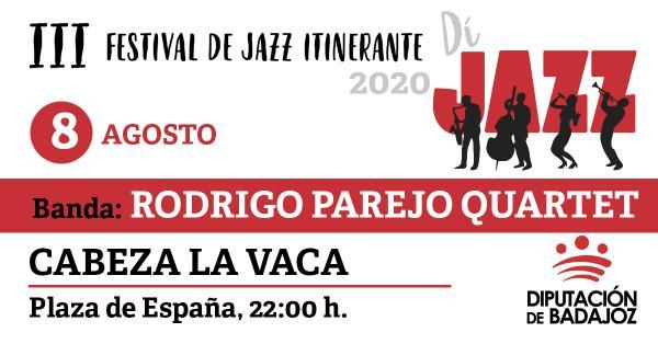 Imagen del Evento Rodrigo Parejo Quartet