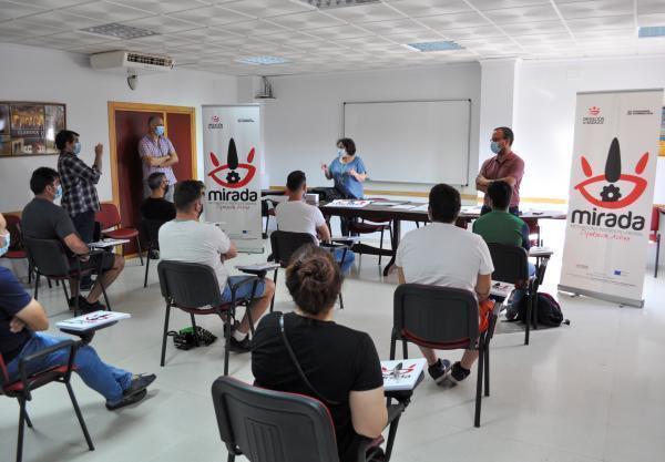 Imagen de la noticia: Comienza en la localidad de Llerena la acción for ...