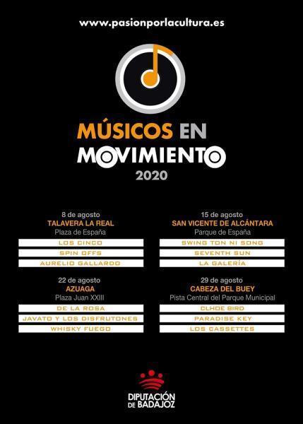 """Imagen de la noticia: El """"Festival Itinerante Músicos en Movimiento� ..."""