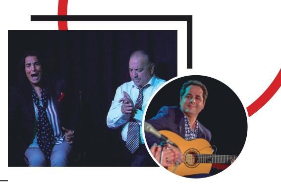 Imagen de la noticia: La Kaíta y Alejandro Vega ...