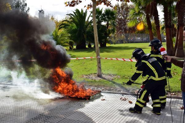 Imagen de la noticia: El Consorcio de Prevención y Extinción de Incend ...