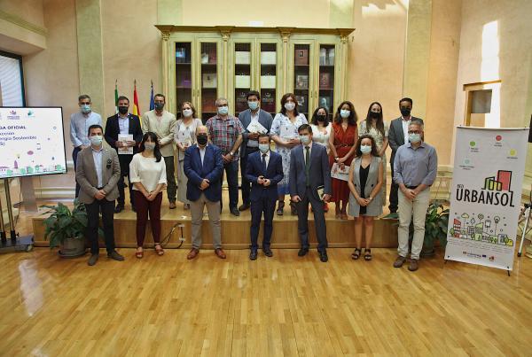 Imagen de la noticia Ocho municipios son los primeros de la provincia en suscribi?>