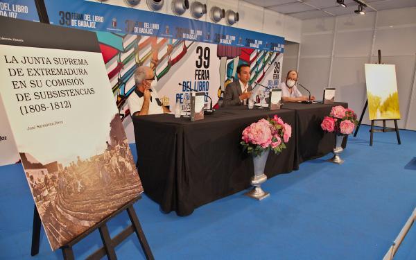 Imagen de la noticia: La Diputación de Badajoz presenta en la Feria del ...