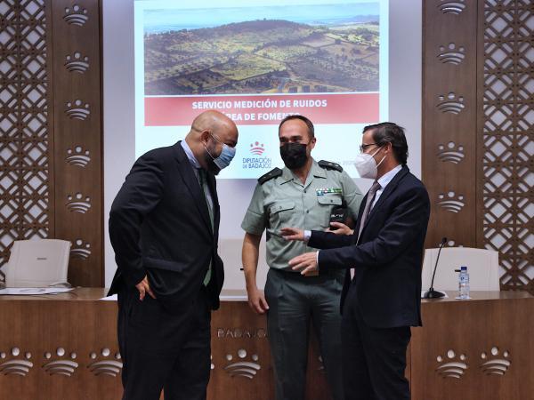 Imagen de la noticia: La Diputación de Badajoz impulsa un nuevo servici ...