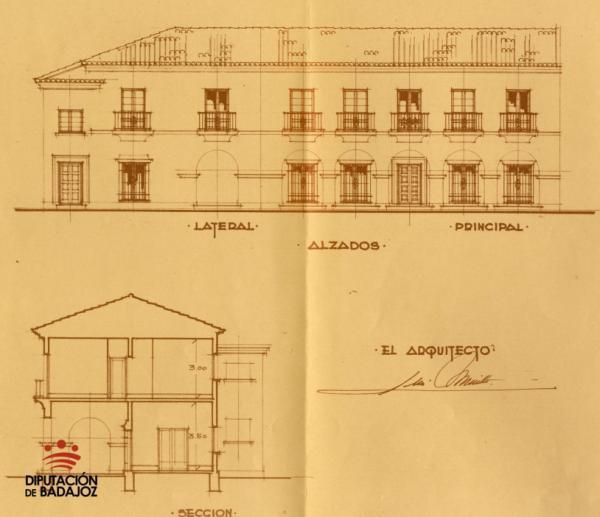 Imagen de la noticia: La labor sanitaria de la Diputación Provincial de ...
