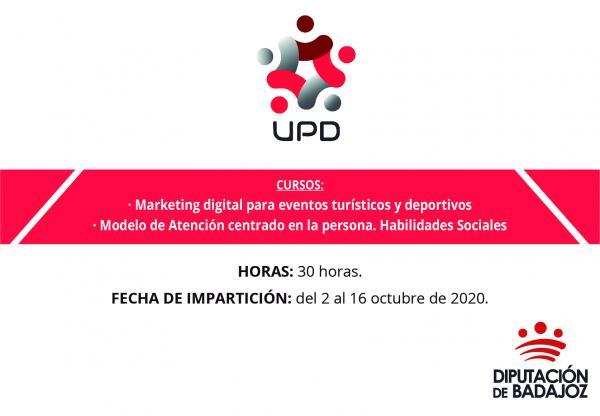 Imagen de la noticia: La Diputación de Badajoz va a comenzar dos cursos ...