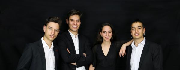 Imagen del Evento Synthèse Quartet