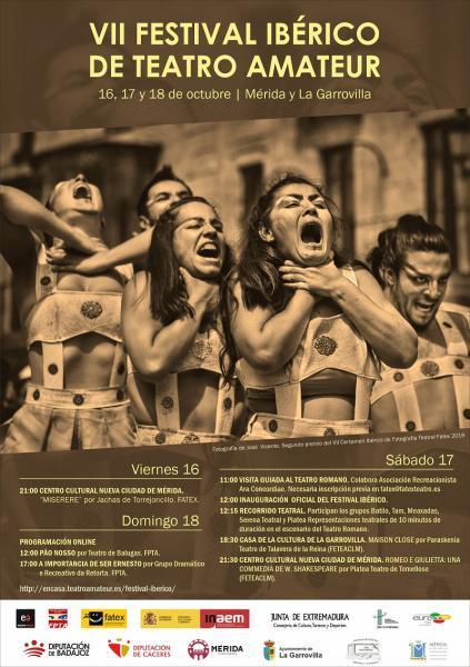 Imagen de la noticia: Finaliza el VII Festival Ibérico de Teatro Amateu ...