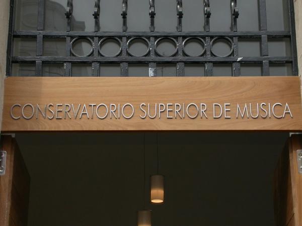 """Imagen de la noticia: La """"nueva normalidad"""" en el Conservatorio Supe ..."""