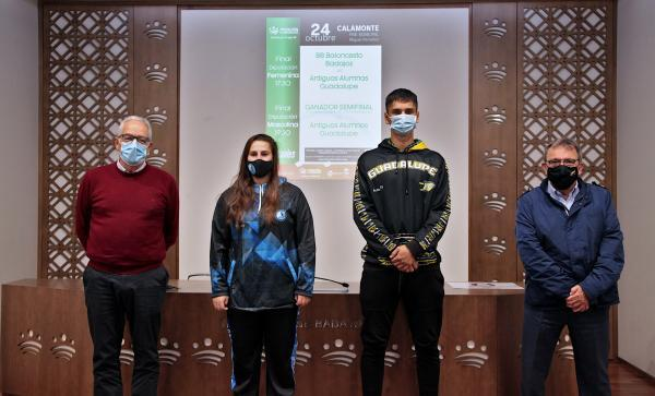 Imagen de la noticia: Calamonte acoge la final del Trofeo Diputación de ...