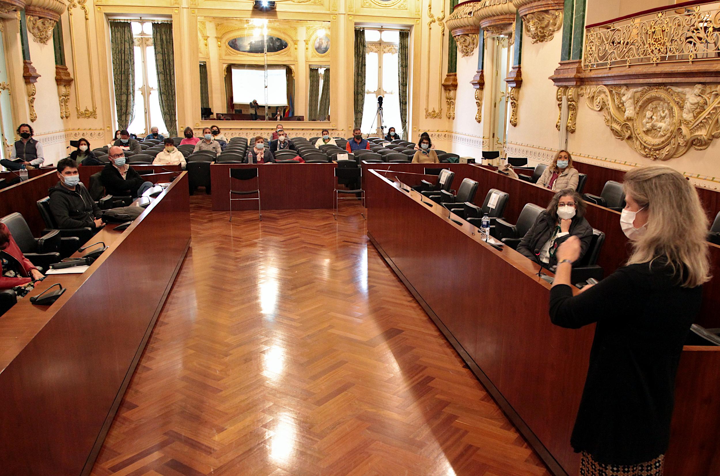 Imagen de la noticia: La Diputación de Badajoz impulsa la cultura del e ...
