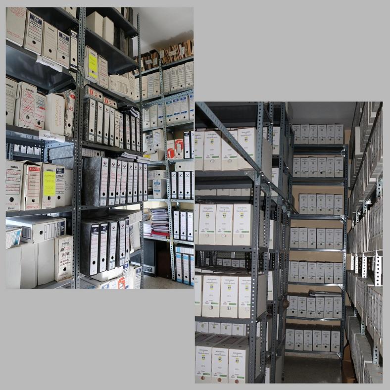 Imagen de la noticia: El Archivo Provincial digitaliza fondos municipale ...
