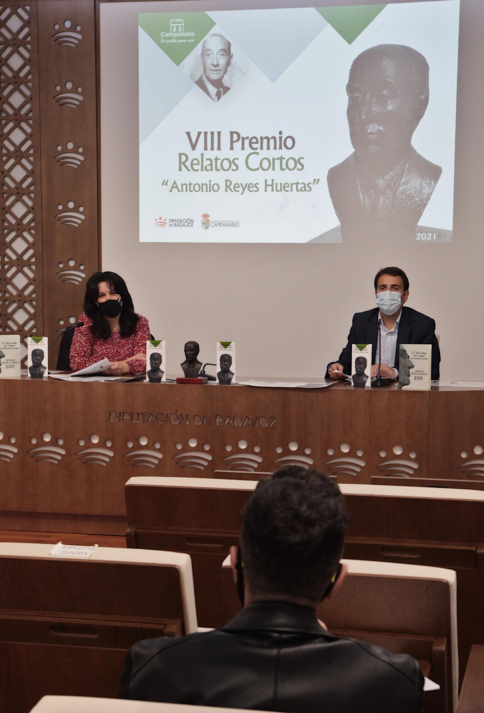 Imagen de la noticia: Campanario abre la convocatoria del VIII premio de ...