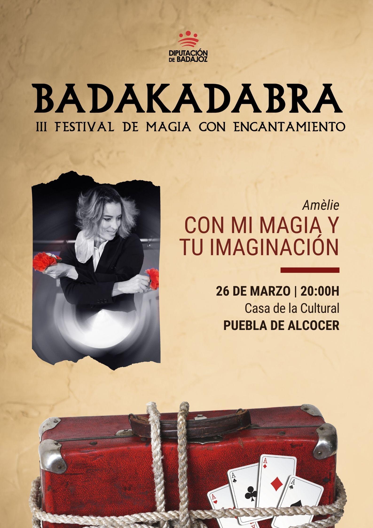 Imagen del Evento Con mi magia y tu imaginación