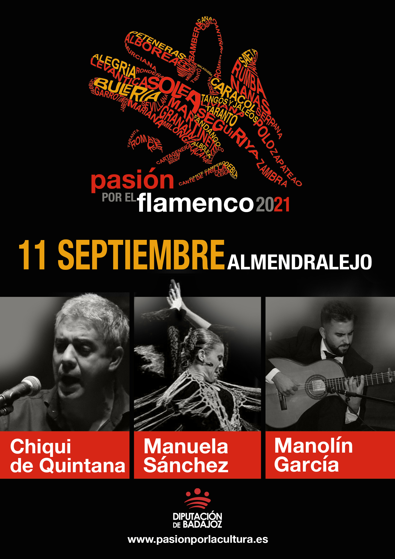 Imagen del Evento Pasión por el Flamenco 2021