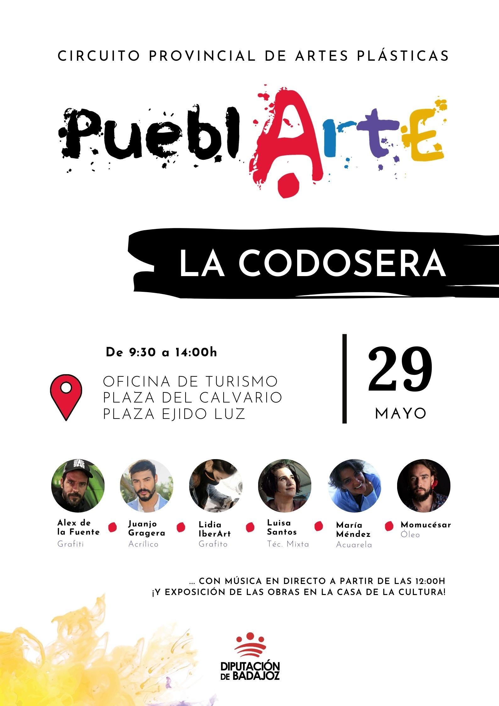 Imagen del Evento Pueblarte