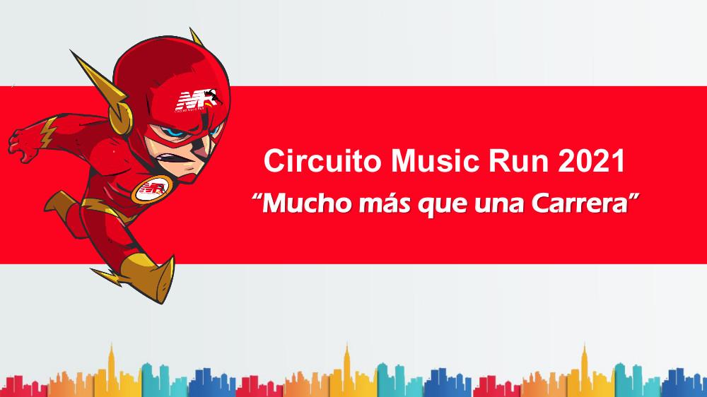 Imagen del Evento Circuito Music Run
