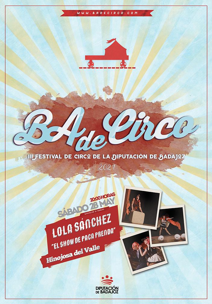 Imagen del Evento El show de Paca Prenda