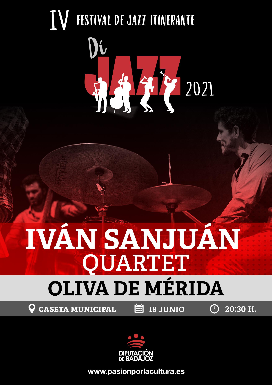 Imagen del Evento Iván Sanjuán Quartet