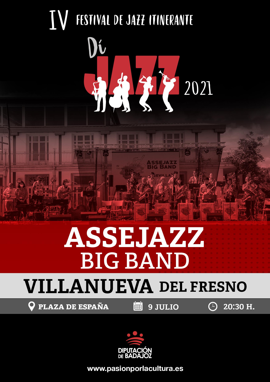 Imagen del Evento ASSEJAZZ Big Band