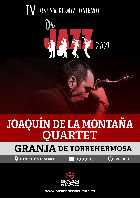 Imagen del Evento Joaquín de la Montaña Quartet