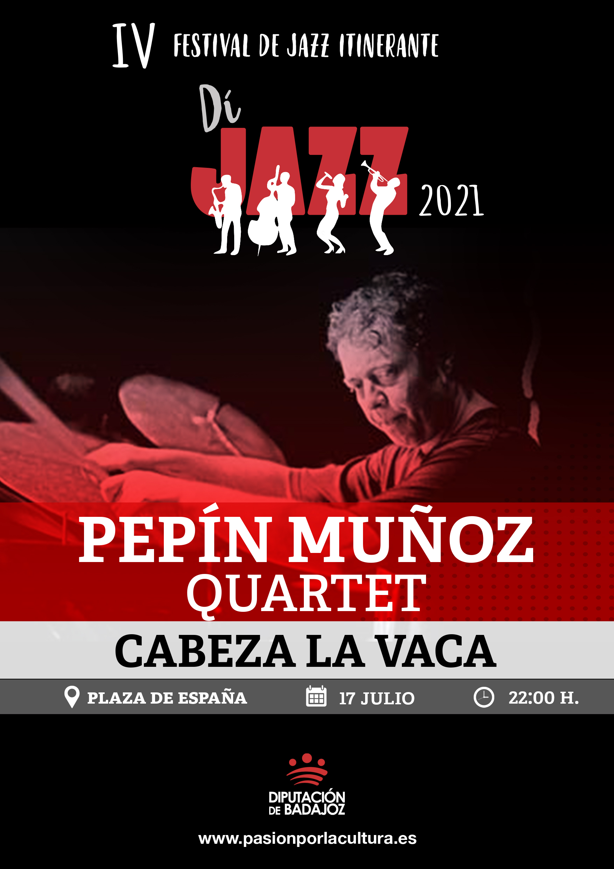 Imagen del Evento Pepín Muñoz Quartet