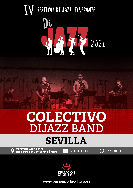 Imagen del Evento Colectivo DiJazz Band