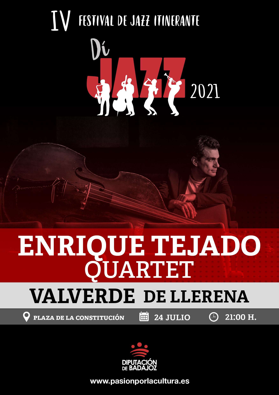 Imagen del Evento Enrique Tejado Quartet