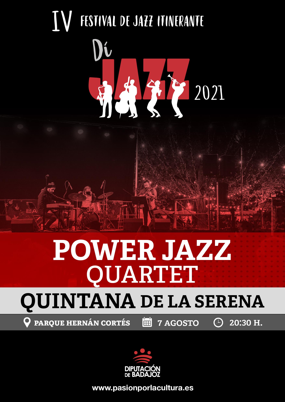 Imagen del Evento Power Jazz Quartet
