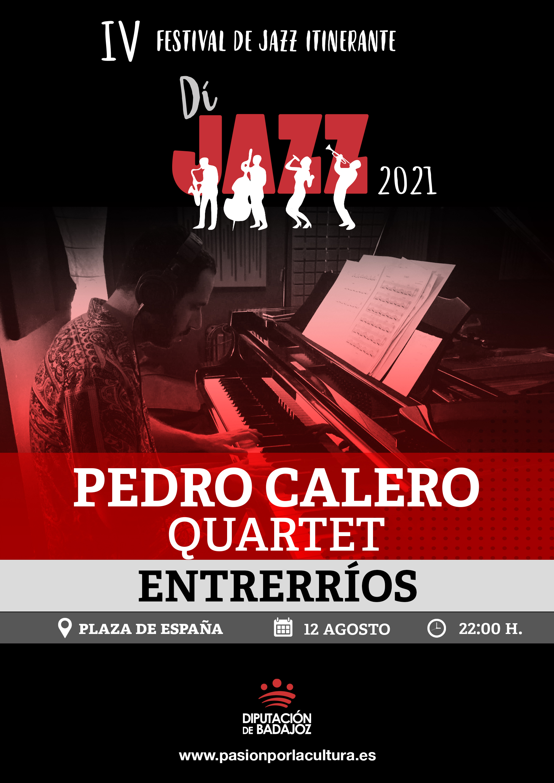 Imagen del Evento Pedro Calero Quartet