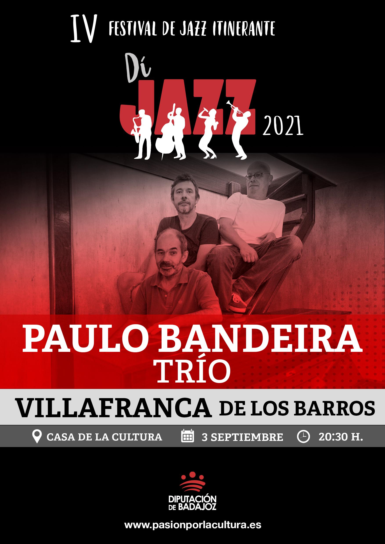 Imagen del Evento Paulo Bandeira Trío