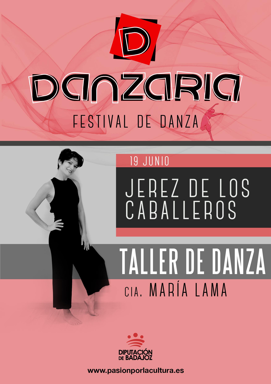 Imagen del Evento Taller de Danza, con María Lama